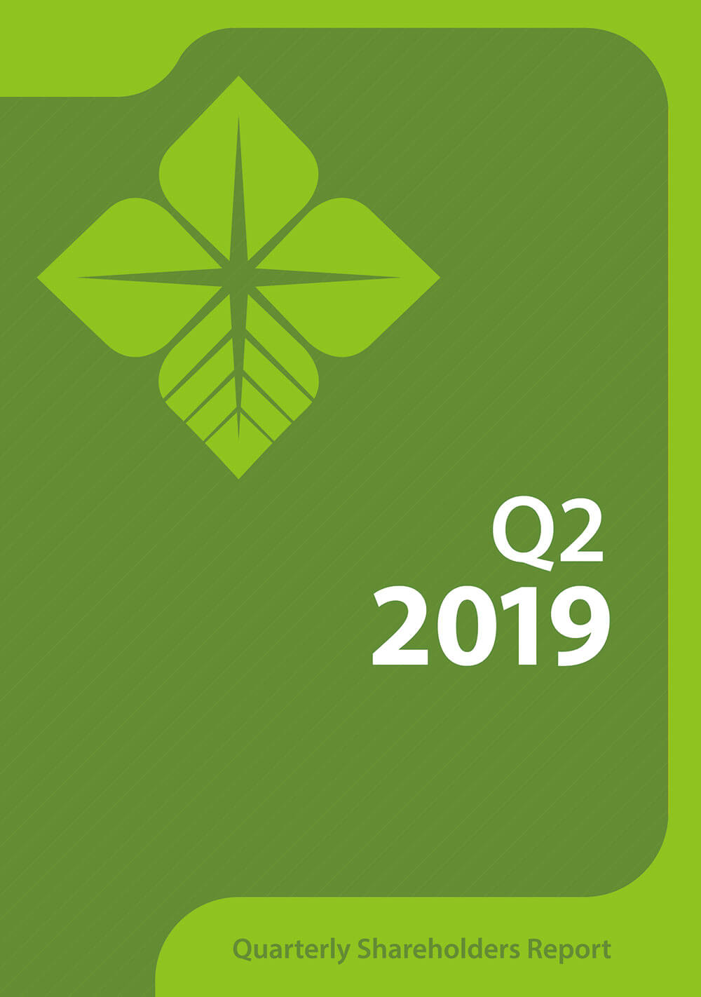 Download the Quarterly Shareholders Report (Q2 - 2019)