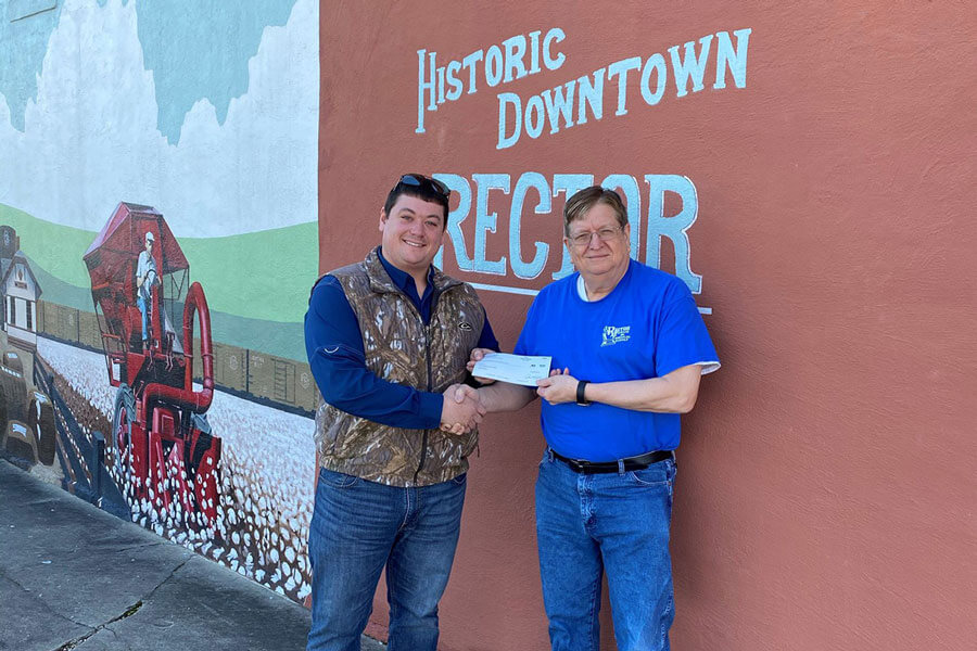 Farm Credit Midsouth giving back to the community