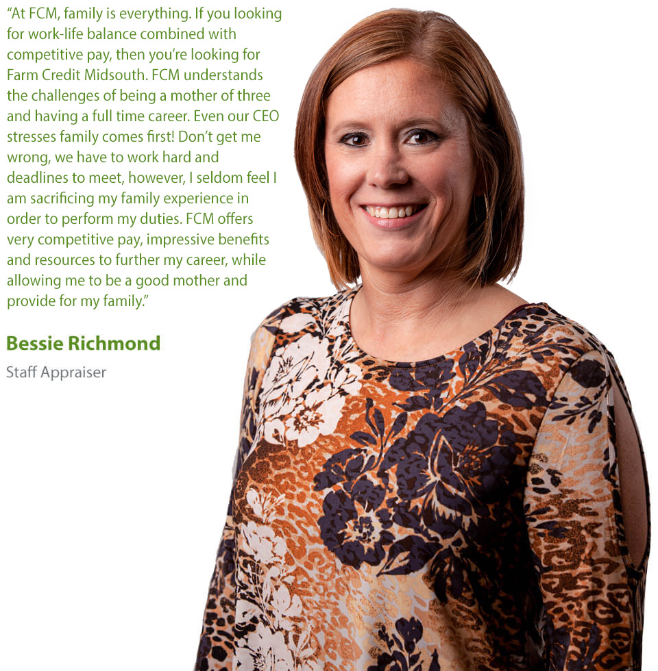 Bessie Richmond Employee Testimonial