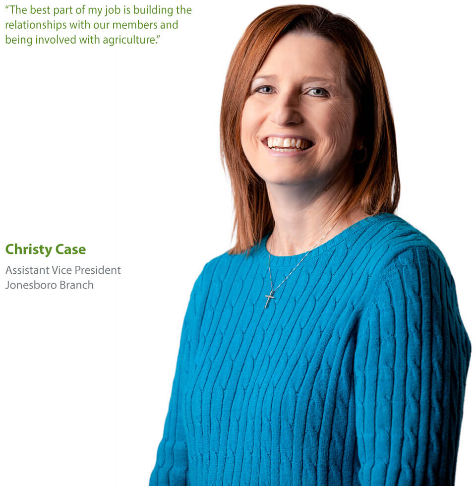 Christy Case Employee Testimonial