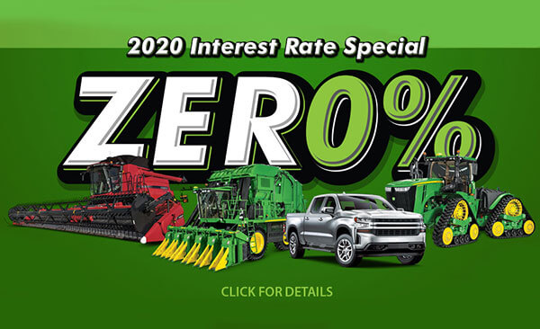 Learn about our 2020 Interest Rate Special