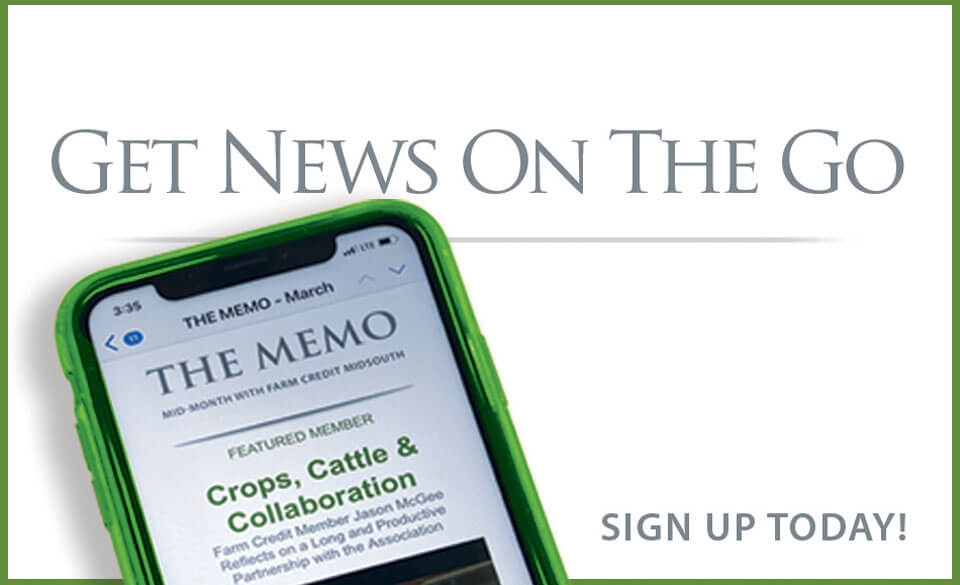 Sign Up For The Memo