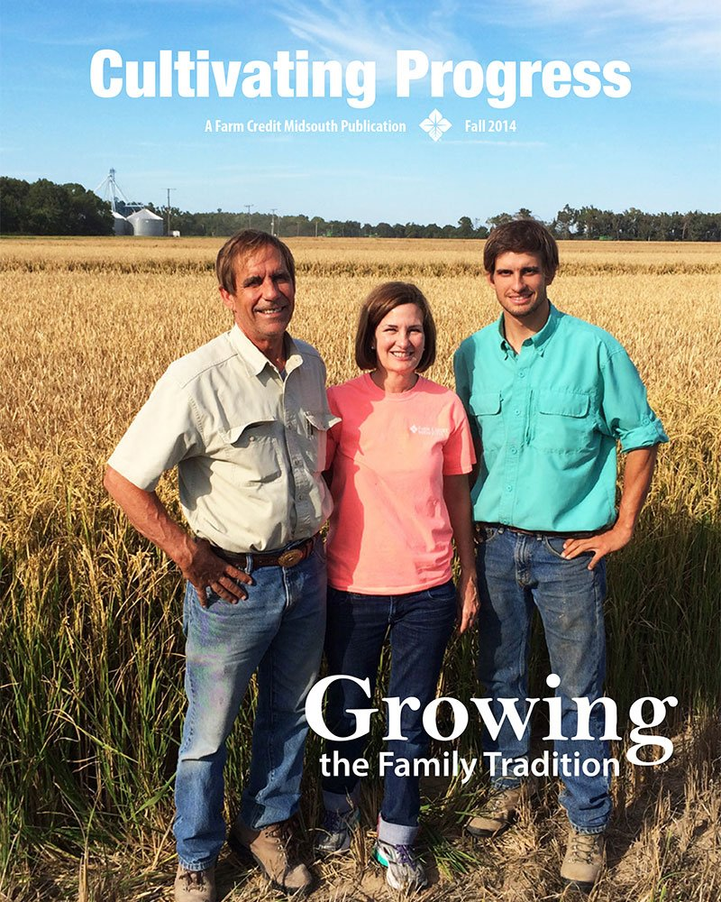 2014 Fall Cultivating Progress Cover