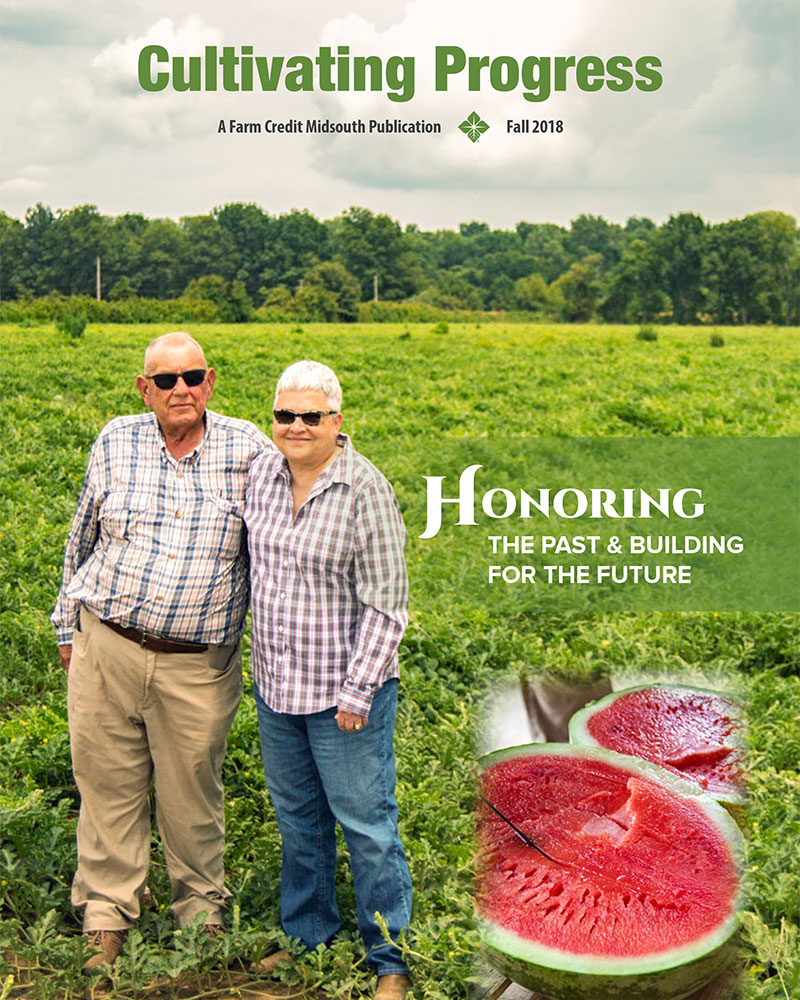 2018 Fall Cultivating Progress Cover