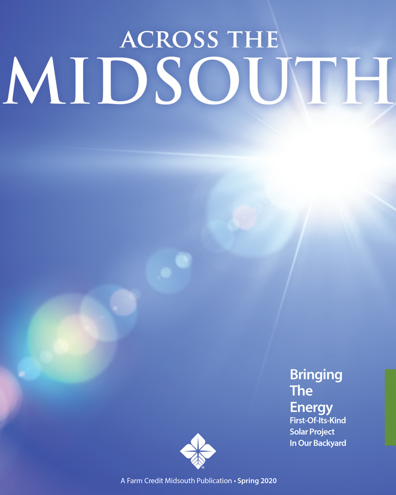 2020 Spring Across The Midsouth Cover